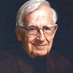 Robert Esbjornson taught at Gustavus from 1950 to 1983.
