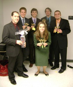 Forensics Team Performs Well In Virginia Posted On