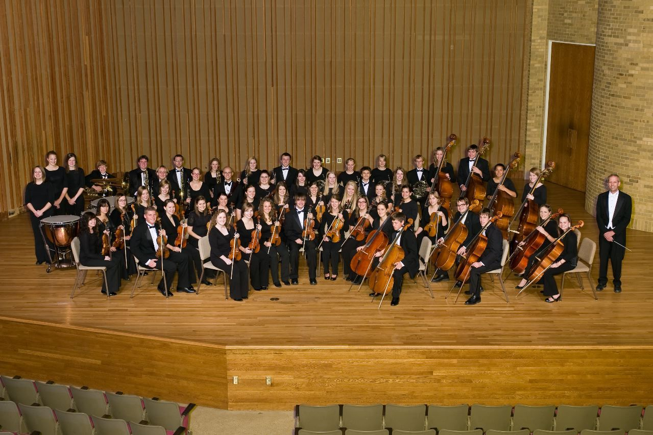 Gustavus Symphony Orchestra Plans Tour to Michigan and ...