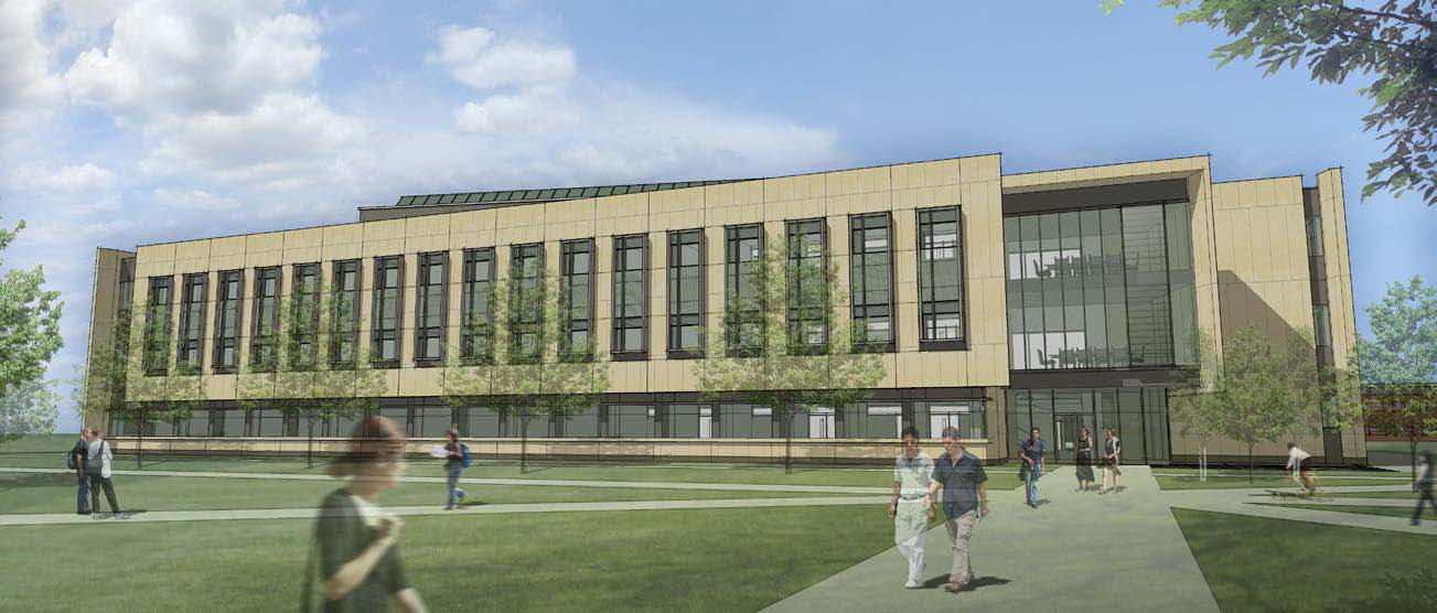 Gustavus To Hold Groundbreaking For New Academic Building