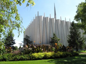Christ Chapel by Matt Thomas