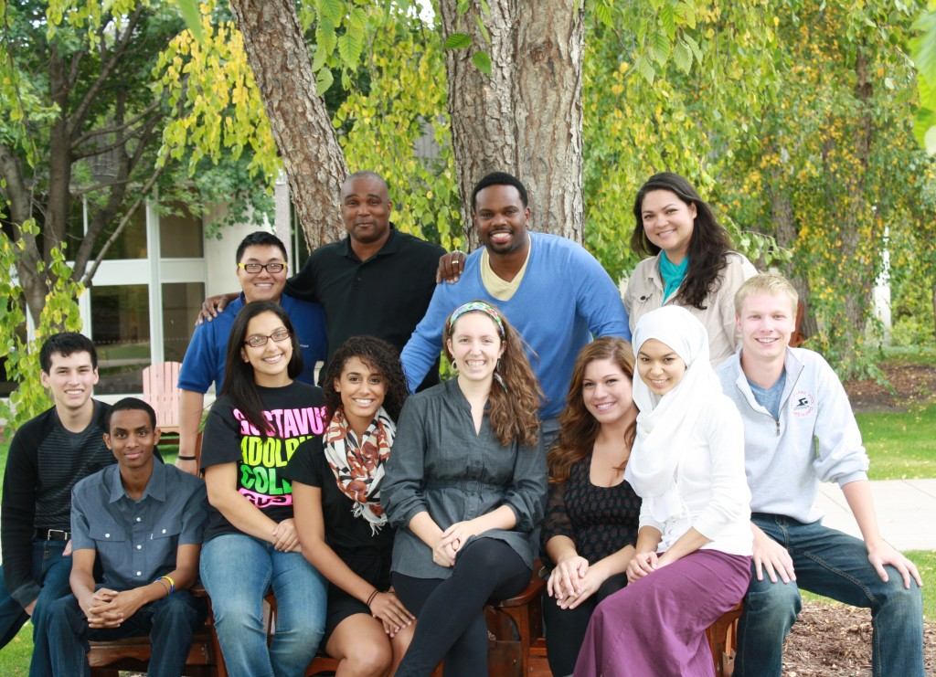 "At the Diversity Center and Office of Multicultural Programs students can ""be who they are."""