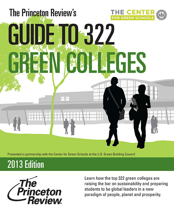 Princeton Review Guide to Green Colleges 2013