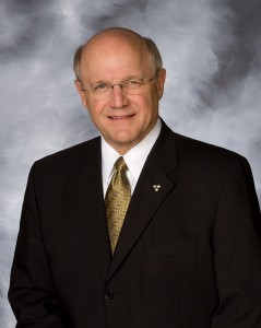 President Jack R. Ohle, the 16th President of Gustavus Adolphus College.