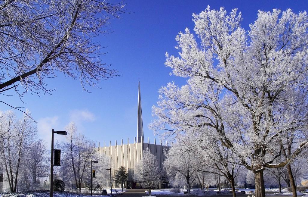 Chapel Mall Winter
