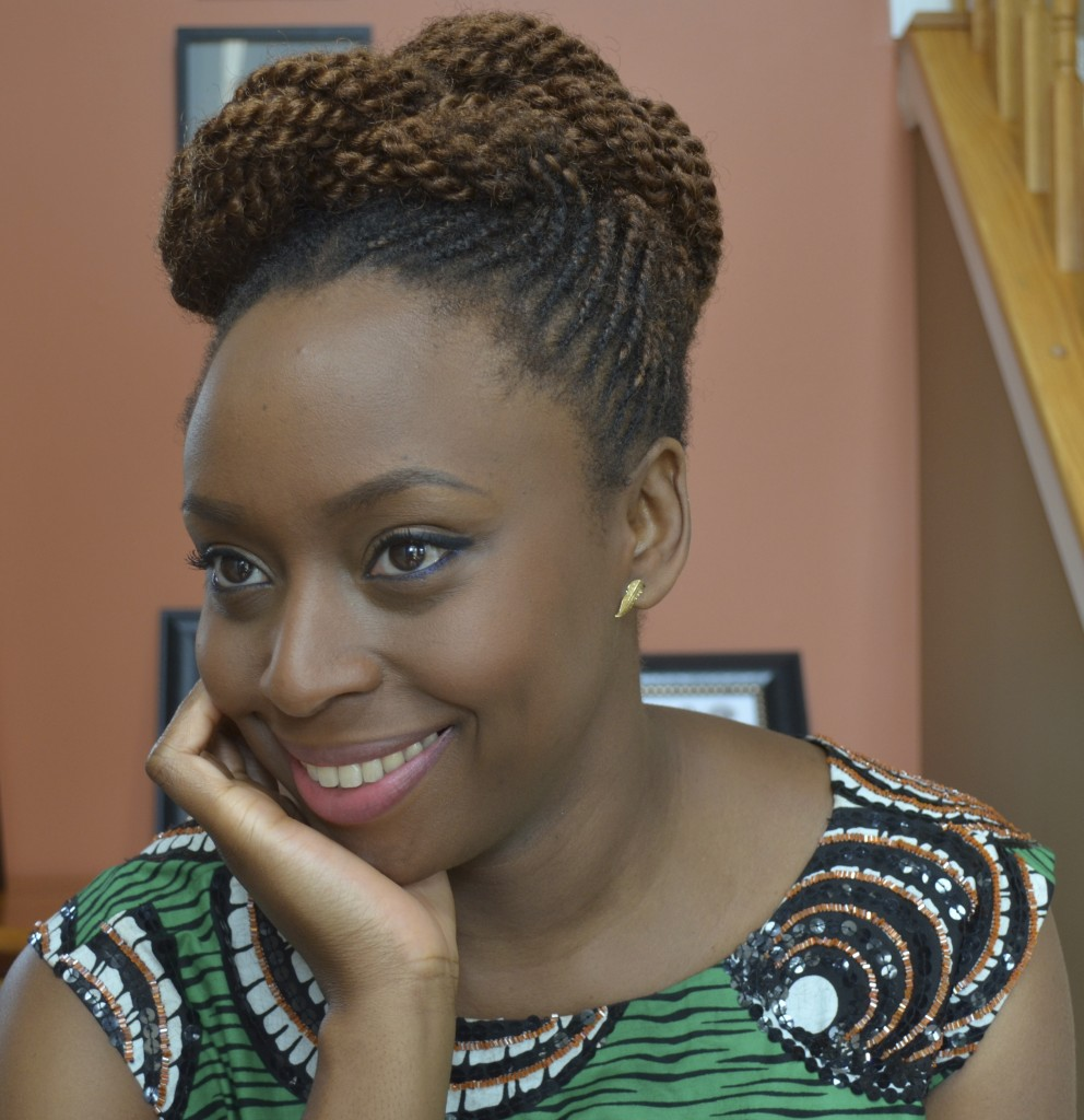 Chimamanda Ngozi Adichie will deliver the 2014 Moe Lecutre on March 10 (Photo by Ivara Esege).