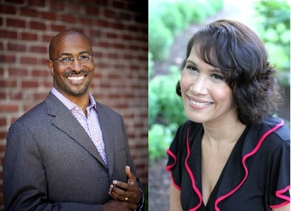 Van Jones and Alexie Torres-Fleming will keynote this year's conference.