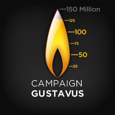 Campaign Gustavus $125 Million