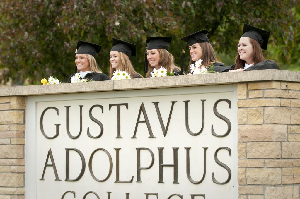 Gustavus Adolphus 2011 Commencement