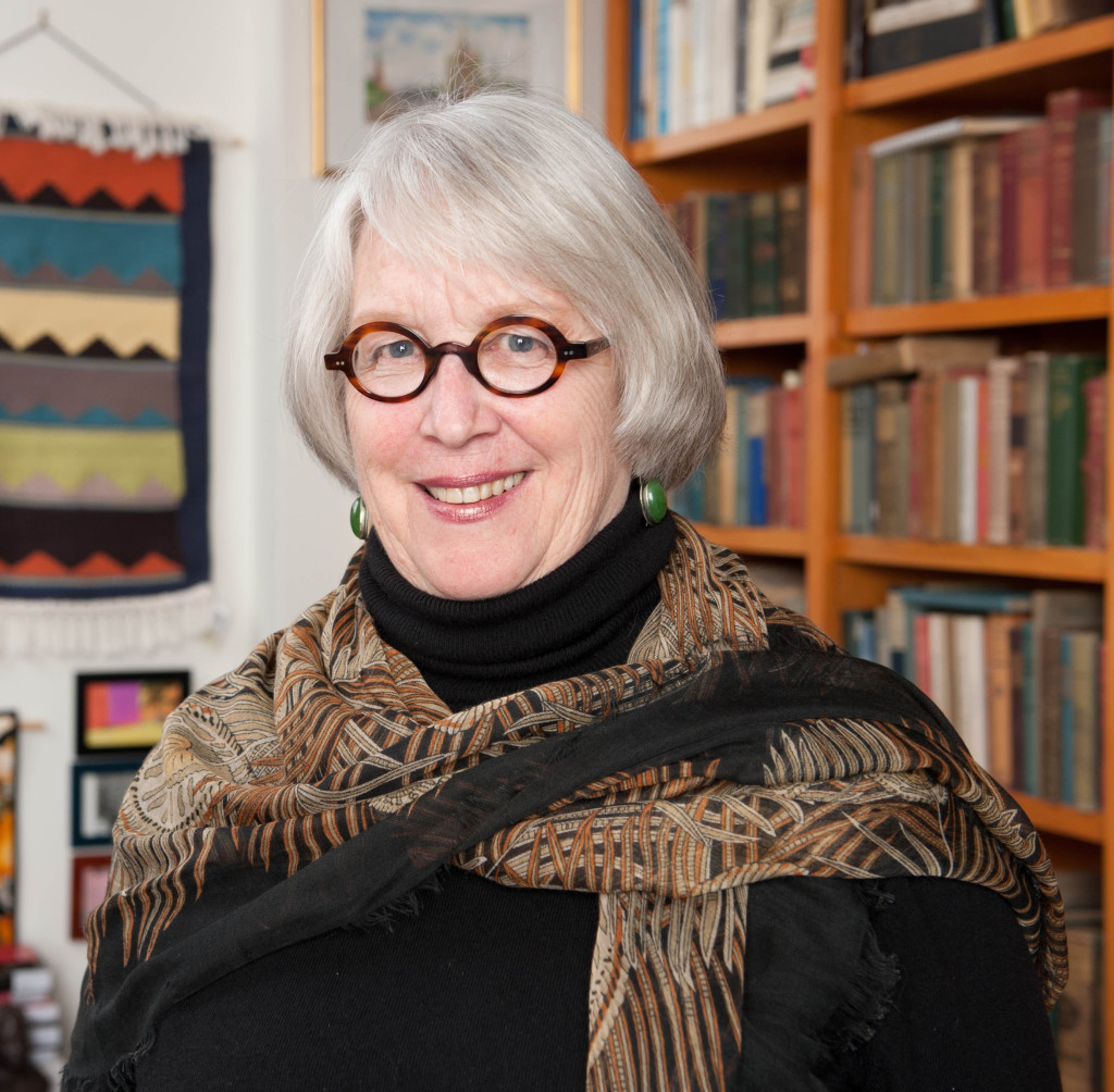 Dr. Elizabeth Baer, Professor of English; African Studies; and Gender, Women, and Sexuality Studies.