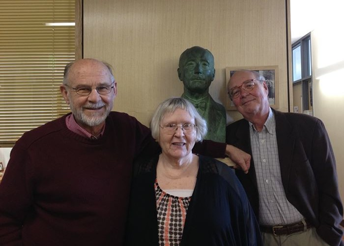 Dr. Richard Martin, Dr. Barbara Simpson, and Dr. Timothy Robinson.