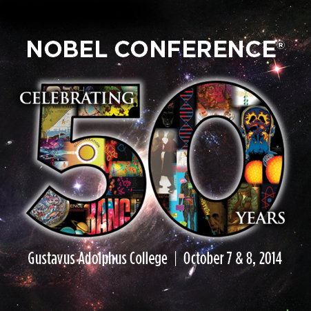 Nobel 50 Square Logo