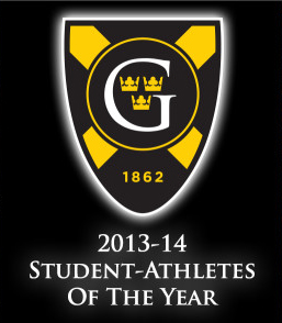 Student athletes of the year 13-14