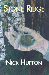 Hupton's third novel, Stone Ridge, will be released on Sept. 6.