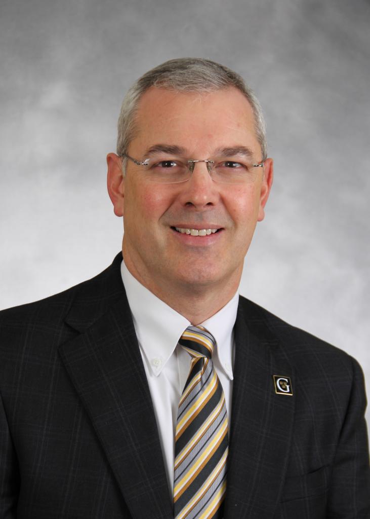 Provost Mark Braun