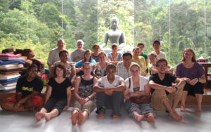 """The inaugural """"Living Diversity"""" class traveled to Malaysia in 2014."""