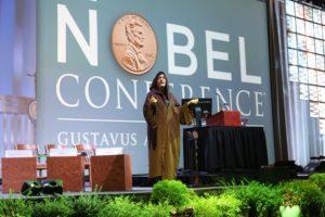 Dan Ariely Jedi Nobel Conference Gustavus Adolphus College