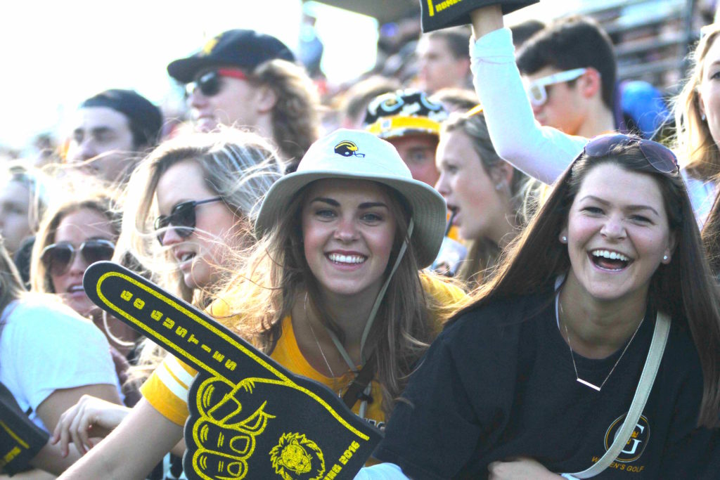 Gustavus Homecoming 2016