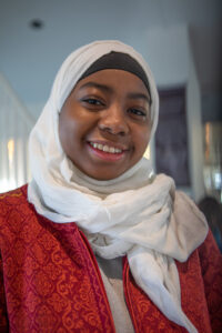 Hanaa Alhosawi '22