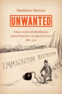 cover image of Unwanted by Maddalena Marinari
