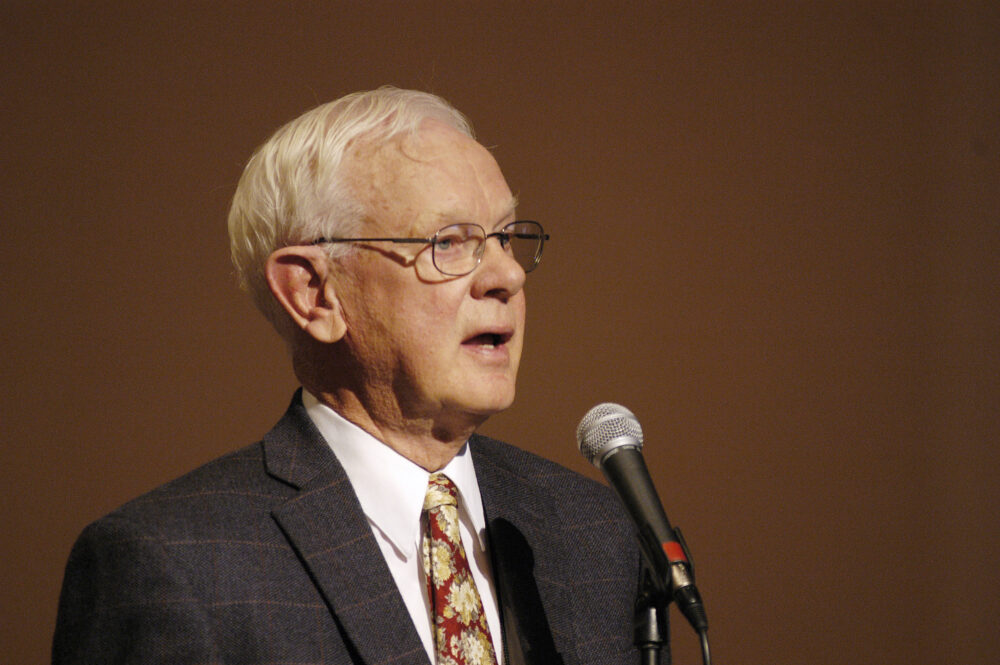 Rev. Dr. Herbert Chilstrom passed away on Jan. 19 at the age of 88.